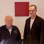 Besuch vom PEN-Zentrum Deutschland