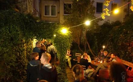 Kreuzviertel bei Nacht