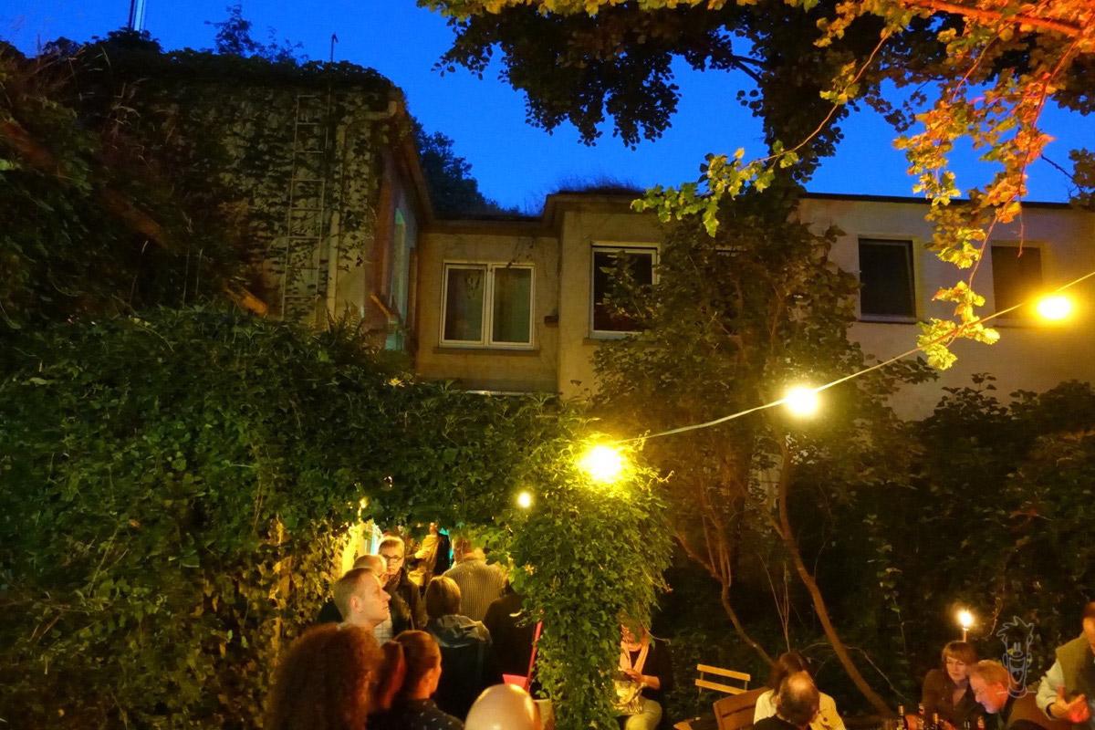 Kreuzviertel bei Nacht - Sommer 2016