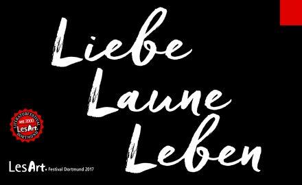 LesArt.2017 - Liebe Laune Leben