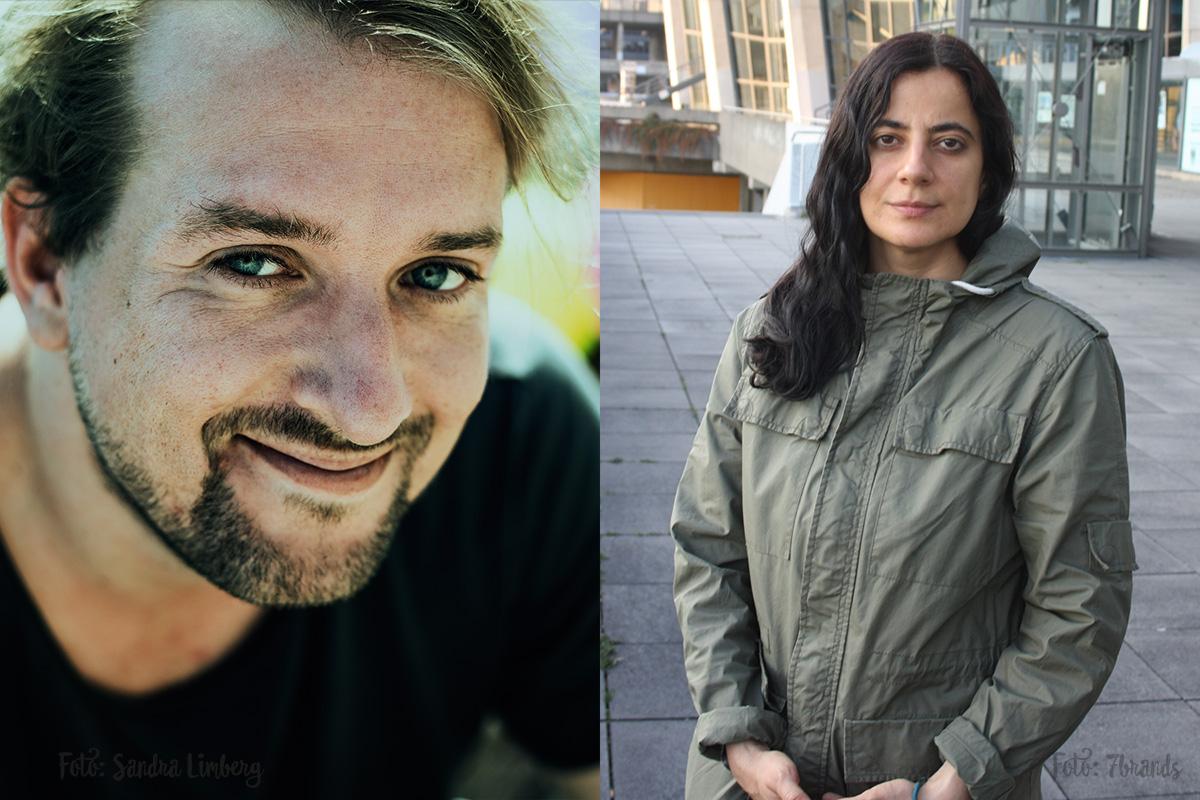 Writing the Bull – Poetry Slam Workshop mit Lütfiye Güzel und Tobi Katze