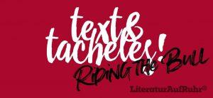 text & tacheles LiteraturAufRuhr®