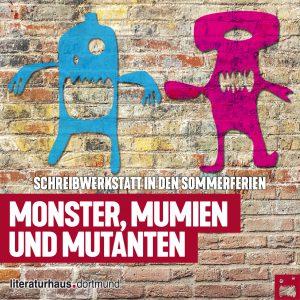 Monster, Mumien und Mutanten – Sommerakademie für Jugendliche ab 10 Jahren