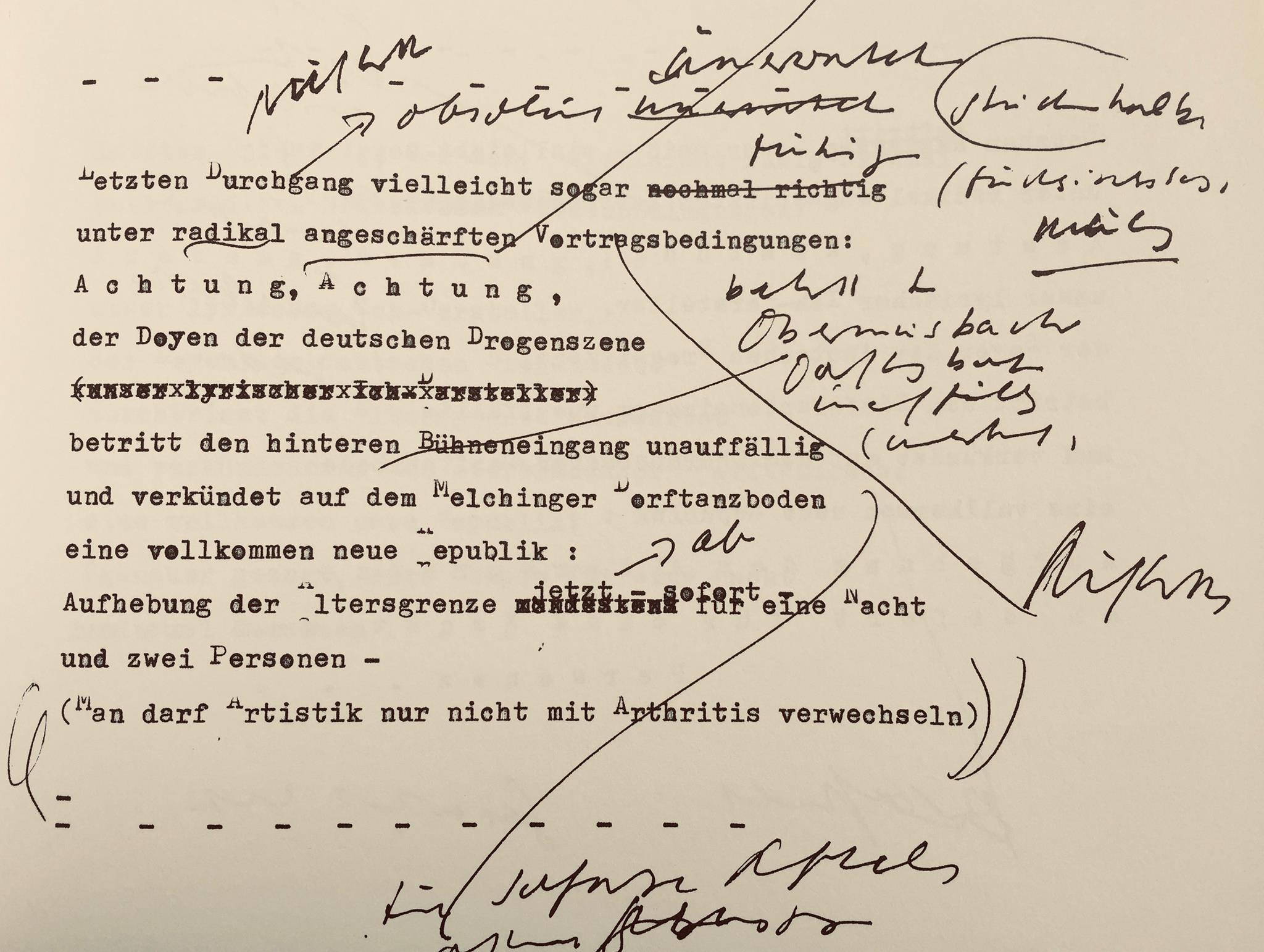 Peter Rühmkorf Symposium Dortmund Literaturhaus