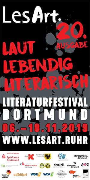 LesArt.Literaturfestival Dortmund