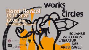 works & circles – horst hensel