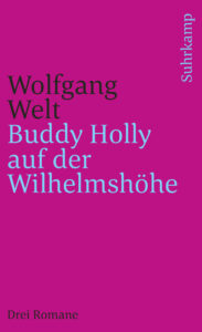 Wolfgang Welt: Buddy Holly auf der Wilhelmshöhe