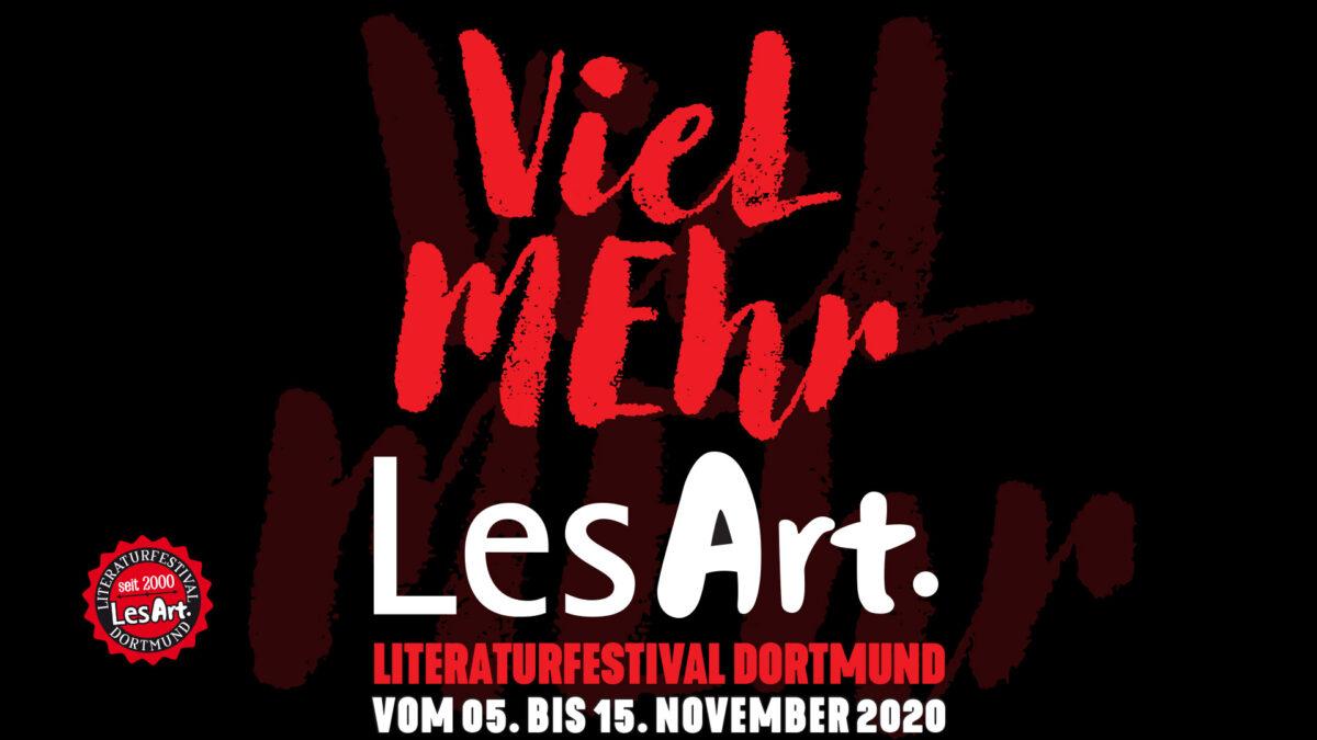 LesArt.Festival 2020 Dortmund