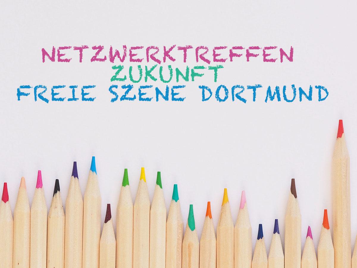 """Featured image for """"Netzwerktreffen Zukunft Freie Szene Dortmund"""""""